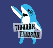 Tiburón Tiburón - Left Shark  - Super Bowl Halftime Shark 2015 Unisex T-Shirt