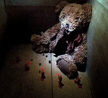 Guantanamo Bear by marmalade2008