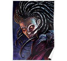 StarCraft - Sarah Kerrigan, The Queen of Blades Poster
