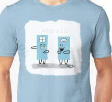Being Polite  Unisex T-Shirt