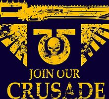 Join Our Crusade by KocioK
