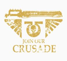Join Our Crusade One Piece - Long Sleeve