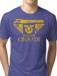 Join Our Crusade Tri-blend T-Shirt