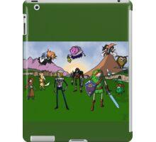 Ocarina of Adventure Time iPad Case/Skin