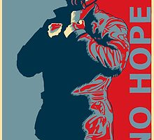 BANE- NO HOPE Campaign Poster by Darkagnt210