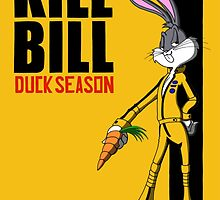 Kill Bill: Duck Season by Darkagnt210