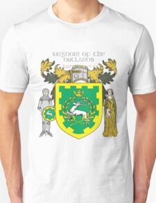 Kingdom of the Outlands Unisex T-Shirt