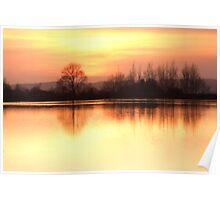 Dream Sunset Poster
