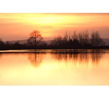 Dream Sunset Photographic Print