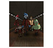 Guardians of the Regular Galaxy Photographic Print