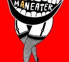 she's a maneater! by ladylove4u