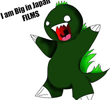 I am big in Japan by tomuchi