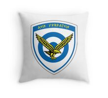 Hellenic Air Force Seal  Throw Pillow