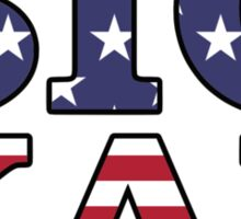 Sig Kap America Sticker