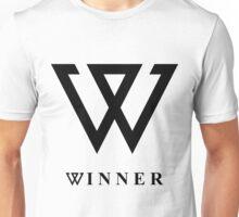 Winner logo Unisex T-Shirt