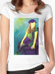 Eli Women's Fitted Scoop T-Shirt