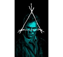 Cohle Photographic Print