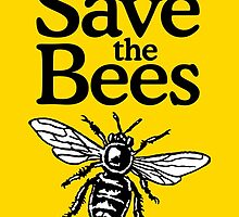 Save The Bees Beekeeper Quote Design by theshirtshops