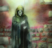 Lady Nightshade by InKibus