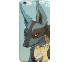 Lucario iPhone Case/Skin