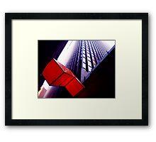 Abercrombie Lane Framed Print