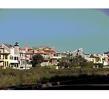 $$$$$ Homes Marina Del Rey, CA Photographic Print