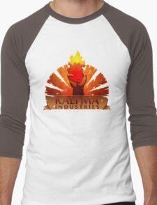 Kali Ma Industries Men's Baseball ¾ T-Shirt