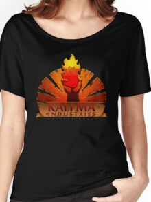 Kali Ma Industries Women's Relaxed Fit T-Shirt