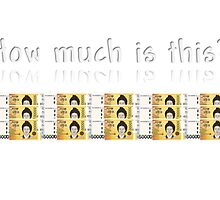 how much? - 얼마에요? by sihwa