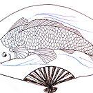 fish san by Leanne Inwood