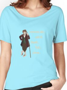 Bilbo's Answers Women's Relaxed Fit T-Shirt