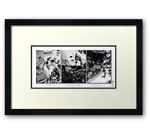 Night Tide Framed Print