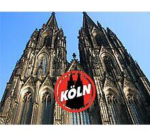 Koeln / Cologne Photographic Print