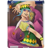 Creepy clown iPad Case/Skin