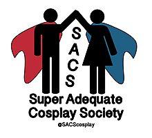 SACS symbol Photographic Print