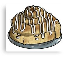 sweet dreams are made of this (mycroft cinnamon bun) Canvas Print