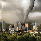 Natural Disaster Scene by Creative Captures