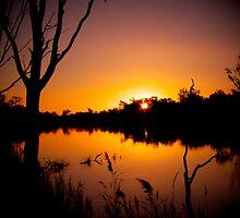 Setting Sun by Emjay01