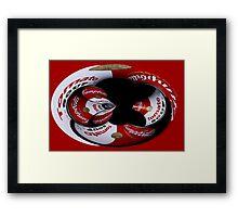 Twisted Soup 3 Framed Print
