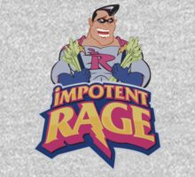 Impotent Rage! by chachipe