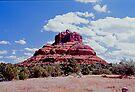 Bell Rock, Sedona, Arizona by Allen Lucas