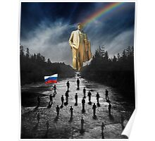 We are going to Russia! Poster