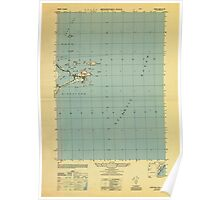 Maine USGS Historical Map Biddeford Pool 806513 1949 25000 Poster