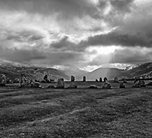 Castlerigg Stone Circle by Roger Green
