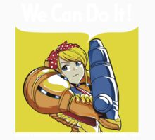 We can do it! One Piece - Long Sleeve