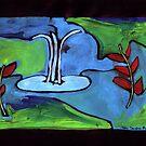 Midnight Garden cycle7 11 by John Douglas