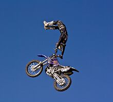 """Freestyle Motor Cross"" FMX Motorcross  by PaulsPhotos"