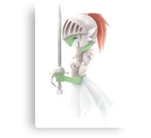 Gardevoir Warrior Canvas Print
