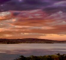 Panoramic view of Victor Harbor by Ryan Carter