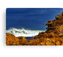 """Stormy Thursday"" Canvas Print"